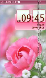 Red Rose 13 tema screenshot