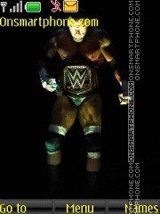 WWE Triple H tema screenshot