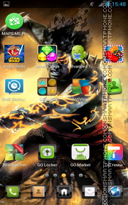 Prince of Persia 07 tema screenshot