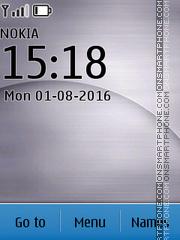 Скриншот темы Aura