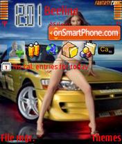 Cars 03 theme screenshot