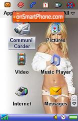 Brithney Spears es el tema de pantalla