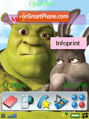 Shrek 2 01 theme screenshot