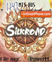 Silkroad Online es el tema de pantalla