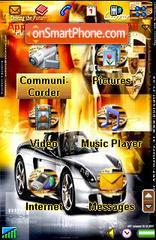 Carera GT2 es el tema de pantalla