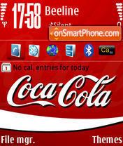 CocaCola 01 es el tema de pantalla