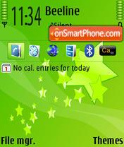Magic Default theme screenshot