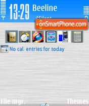Imac 01 theme screenshot