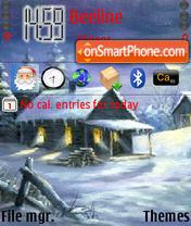 Winter Nights es el tema de pantalla