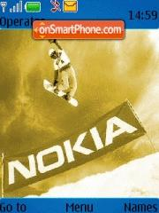 Nokia 04 Theme-Screenshot