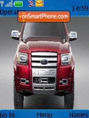 Ford 4 Trac es el tema de pantalla