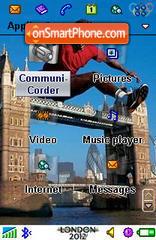 London 2012 es el tema de pantalla