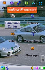 Porsche 911 02 es el tema de pantalla