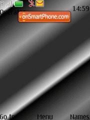 Black And White 01 theme screenshot