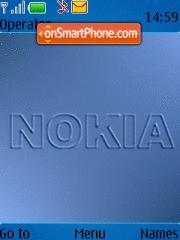 Nokia 06 es el tema de pantalla