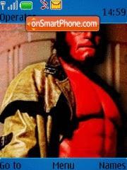 Hellboy 01 es el tema de pantalla