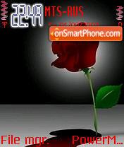 Rose 06 theme screenshot