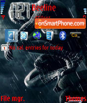Spiderman 3 Movie theme screenshot