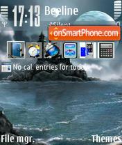 Castle 01 theme screenshot