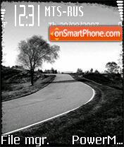 At The Turn Of The Road es el tema de pantalla