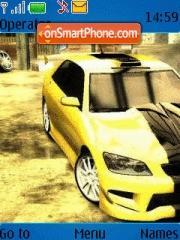 Nfs Most Wanted 04 theme screenshot