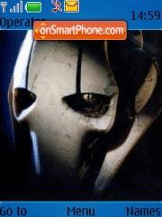 Grievous theme screenshot