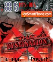 Tna Destination X theme screenshot