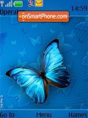 Butterfly 119 theme screenshot
