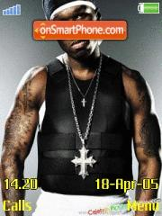 50 Cent 05 es el tema de pantalla