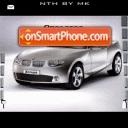 Bmw X Coupe es el tema de pantalla