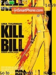 Kill Bill Vol1 es el tema de pantalla