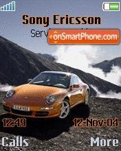 911 Super Porsche es el tema de pantalla