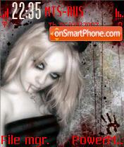 Vamp Girl es el tema de pantalla