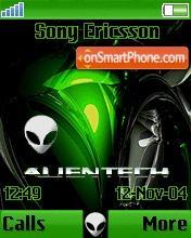 Alientech es el tema de pantalla