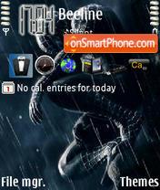 Spiderman 3 es el tema de pantalla