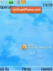 Longhorn 02 tema screenshot