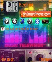 Mtv 01 es el tema de pantalla