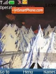 Radiohead tema screenshot