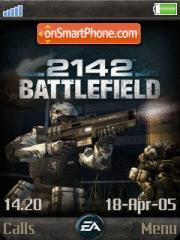 Battlefield 2142 es el tema de pantalla