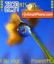 Flower2 theme screenshot