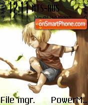 Treeclimber es el tema de pantalla