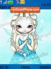 Fairy 03 tema screenshot