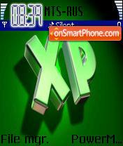 XP Two theme screenshot