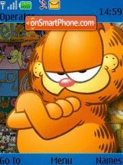 Garfield 17 theme screenshot