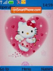 Hello Kitty 06 theme screenshot