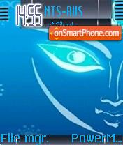 Maa Dugra theme screenshot