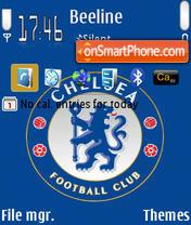 Chelsea FC Default es el tema de pantalla
