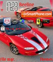 Super Car 01 es el tema de pantalla