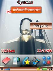 Pilot theme screenshot