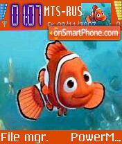 Nemo es el tema de pantalla